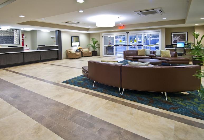 Candlewood Suites Tupelo North, Tupelo, Lobby