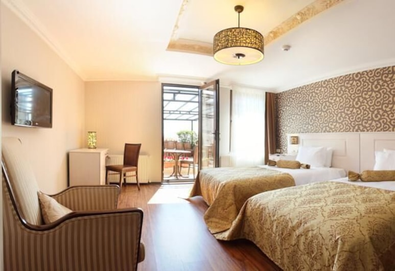 Pera Orient Suites, Istanbul, Phòng Superior, Phòng