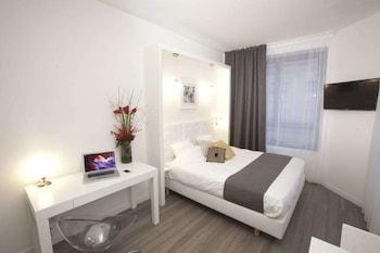 Lille bölgesindeki Calm Appart Hotel resmi