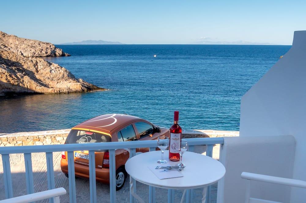 Studio Deluxe, vue mer (Panoramic) - Balcon