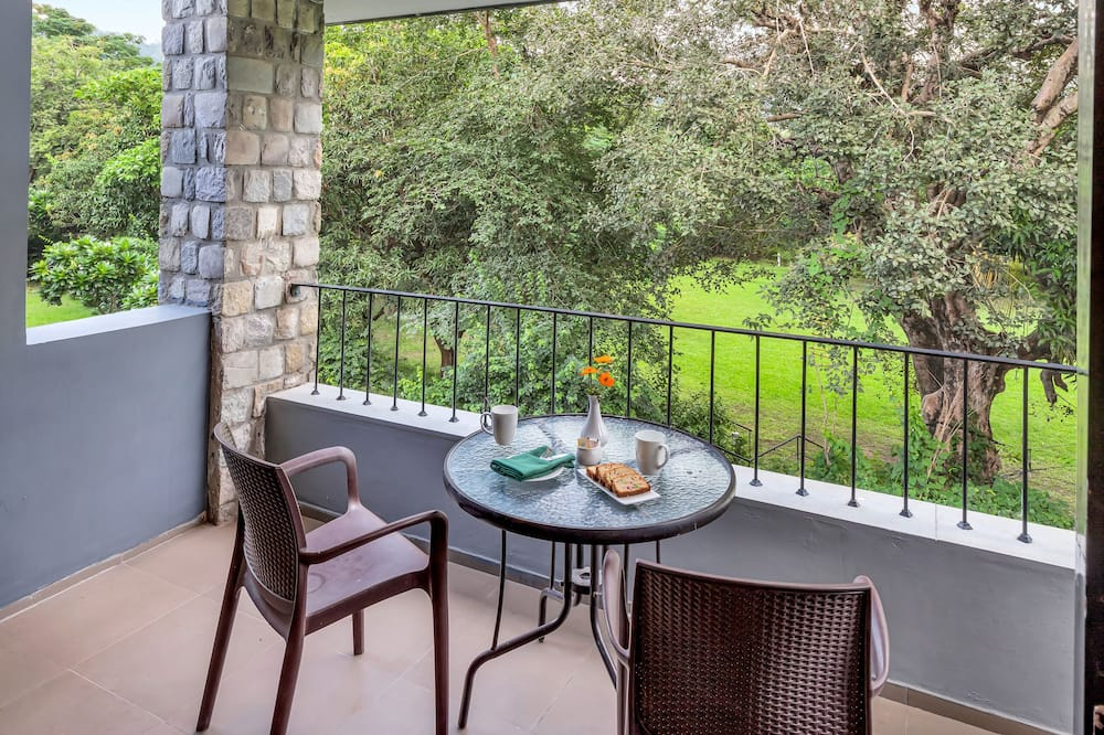 Suite familiar - Vista al balcón