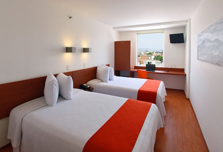 One Oaxaca Centro Hotel, Oaxaca, Superior Double Room, 2 Double Beds, Guest Room