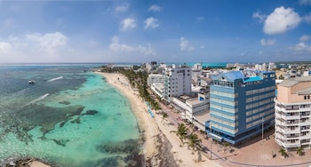 Foto van Hotel Calypso Beach in San Andres
