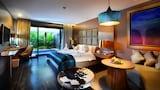 Pilih hotel bintang empat di Nusa Dua