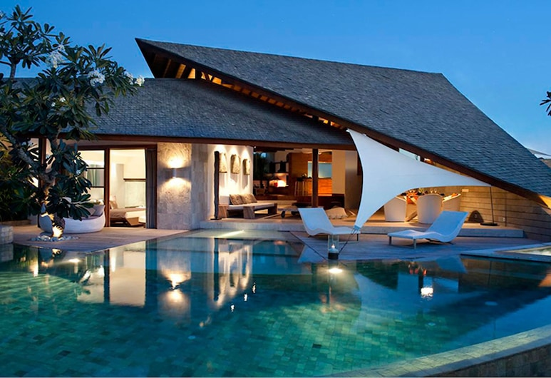 The Layar - Designer Villas & Spa, Seminyak, Vila, 3 quartos, Piscina particular, Quarto