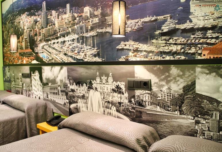 Jc Rooms Santo Domingo, Madryt, Pokój rodzinny, Pokój
