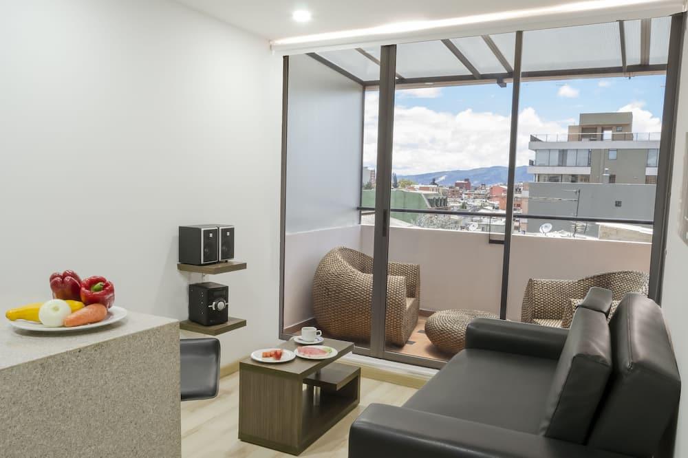 Pokoj typu Junior - Obývací pokoj