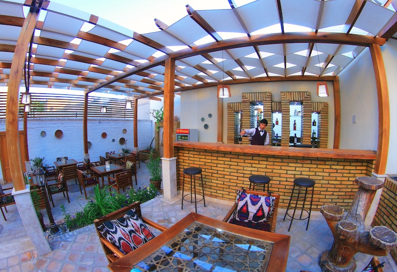 Hotel Malika Bukhara, Bukhara, Hotel Bar