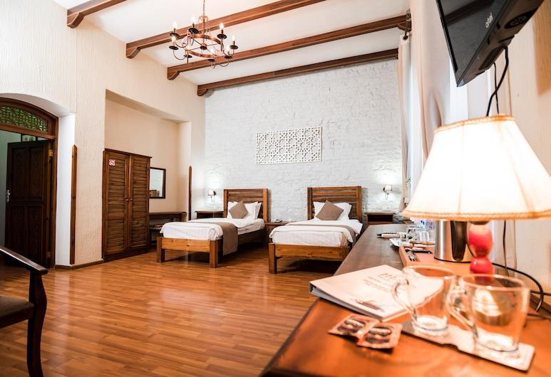 瑪里卡布哈拉飯店, 布哈拉, 豪華雙床房, 城市景觀, 住宿外的城市景觀