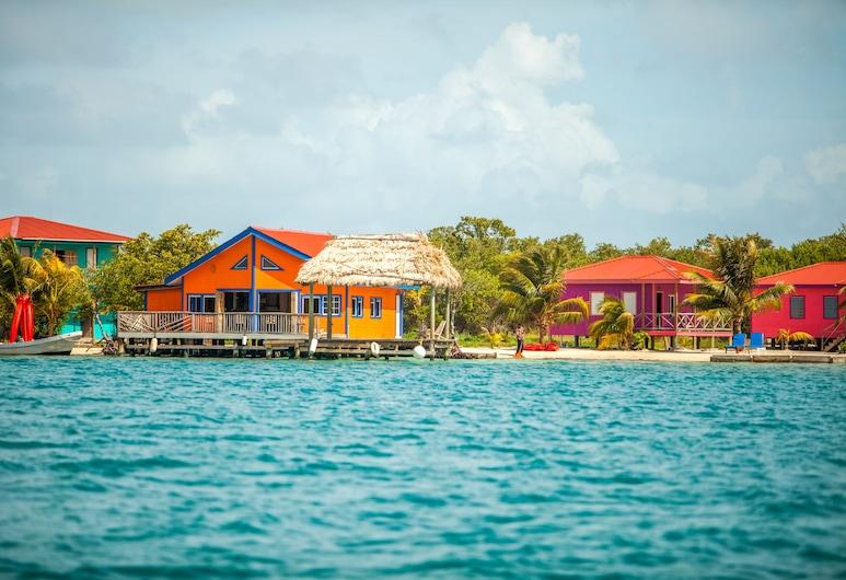 Yok Ha Belize Resort, Waterfoot Caye, Otel Sahası
