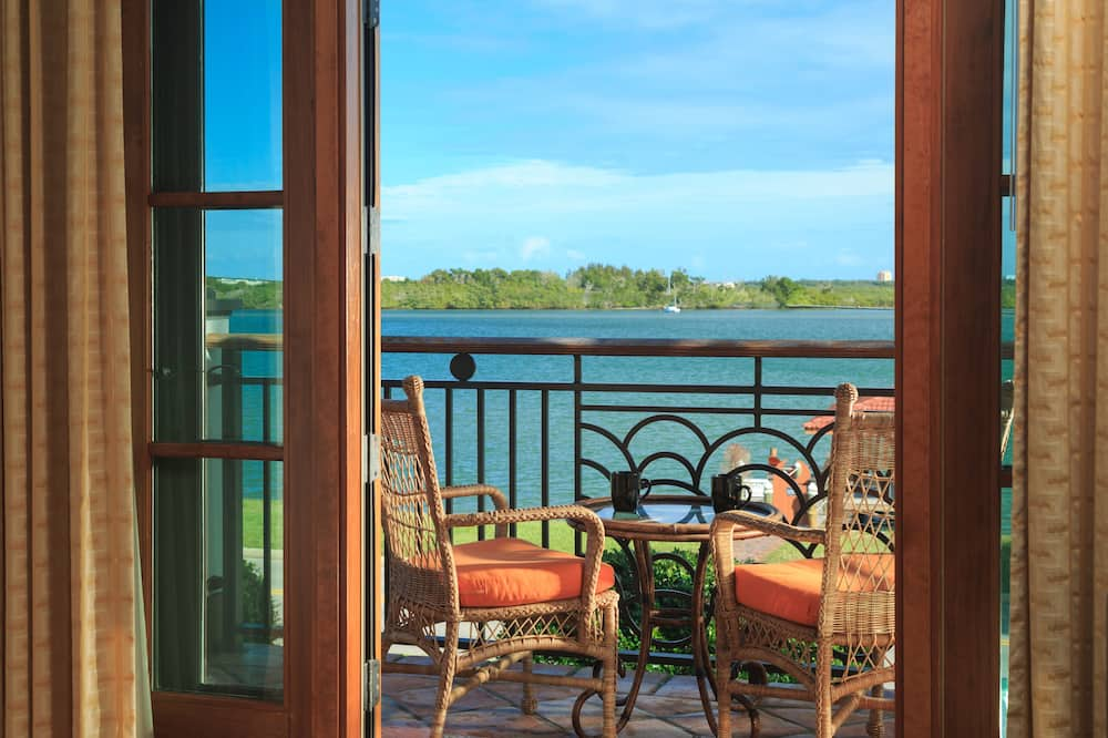 Bay View Suite - Balcony