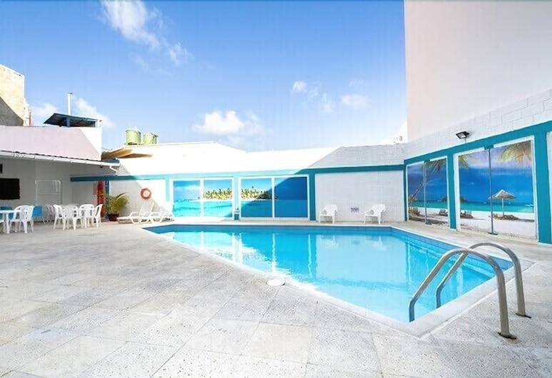 Hotel Verde Mar, San Andres, Pool