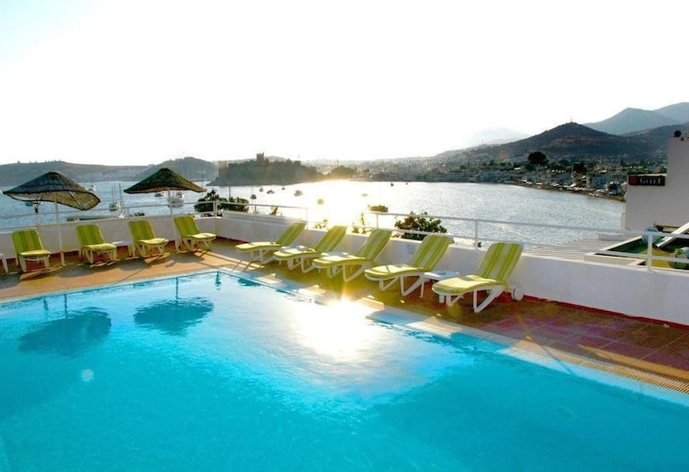 Angora Hotel, Bodrum, Outdoor Pool