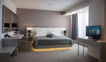 Foto van Hotel Aurel in Podgorica