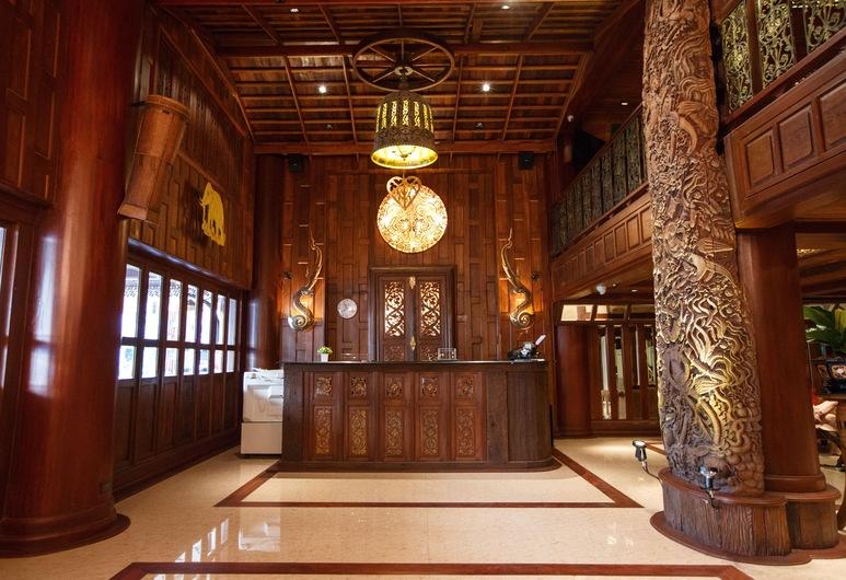 Chang Siam Inn, Bangkok, Lobby