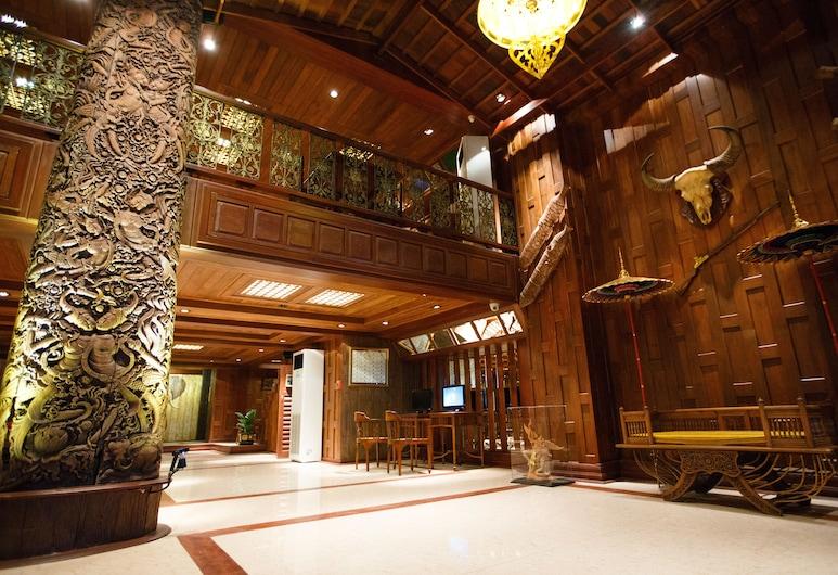 Chang Siam Inn, Banguecoque, Terraço/Pátio Interior