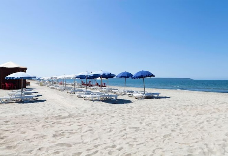 Hotel Fortezza, Arborea, Pantai