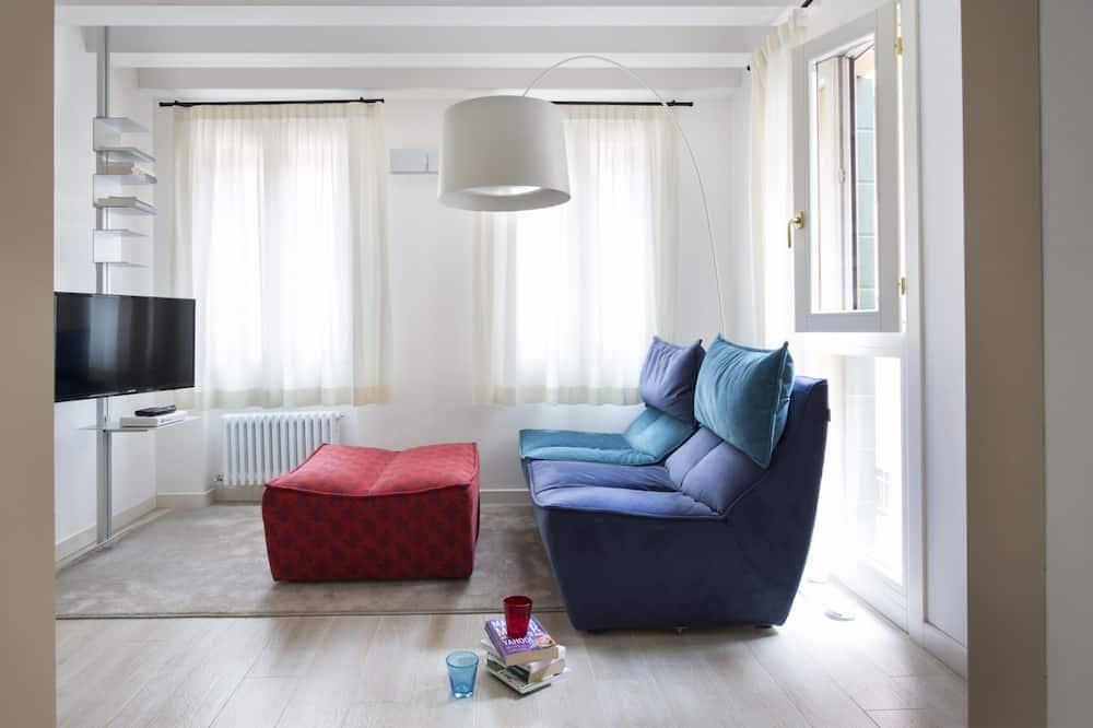 Apartament typu Suite, aneks - Powierzchnia mieszkalna