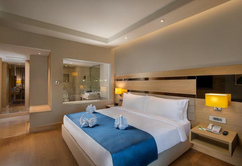 Holiday Inn Agra MG Road, Agra, Apartament typu Suite, Łóżko king, dla niepalących, Pokój