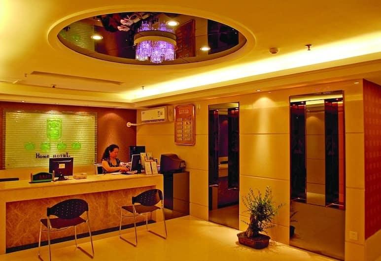 Home Club Hotel Shimao Branch, Canton, Reception