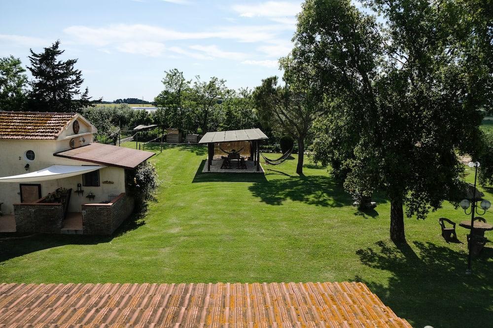 雙人房, 花園景觀 - 露台