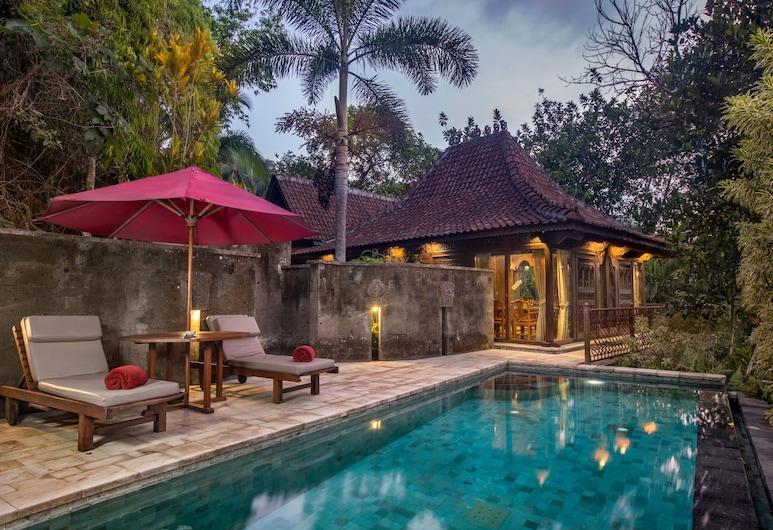 Ayung Resort Ubud, Ubud, Deluxe Villa, 1 Bedroom (Pool), Kolam renang persendirian