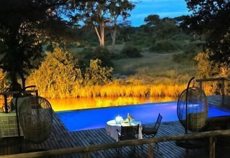 Elephant Valley Lodge, Kasane, Outdoor Pool