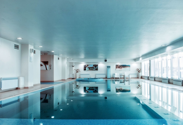 Canvas Hotel Shymkent, Shymkent, Indoor Pool