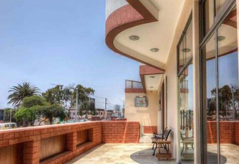 Amaru Apart Hotel, Antofagasta, Fachada do estabelecimento