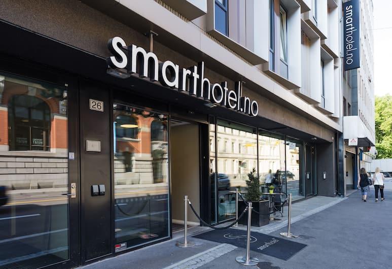 Smarthotel Oslo, Oslo, Hoteleingang