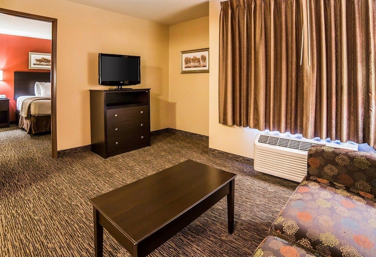 MainStay Suites, Rapid City, Guest Room