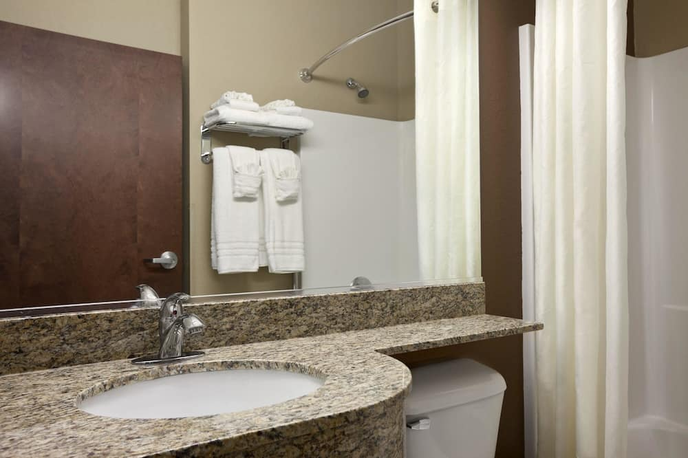 Zimmer, 1 Queen-Bett, Nichtraucher - Badezimmer