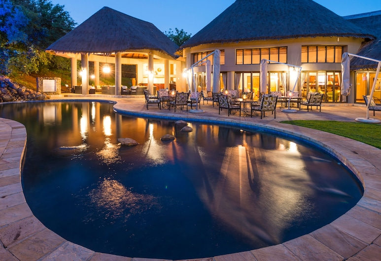 Ivory Tree Game Lodge, Pilanesberg National Park, Outdoor Pool