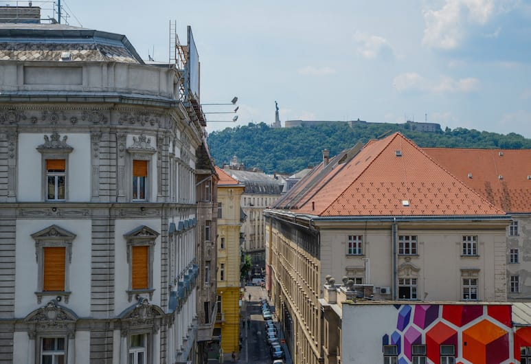 K9 Residence, Budapest, View from property