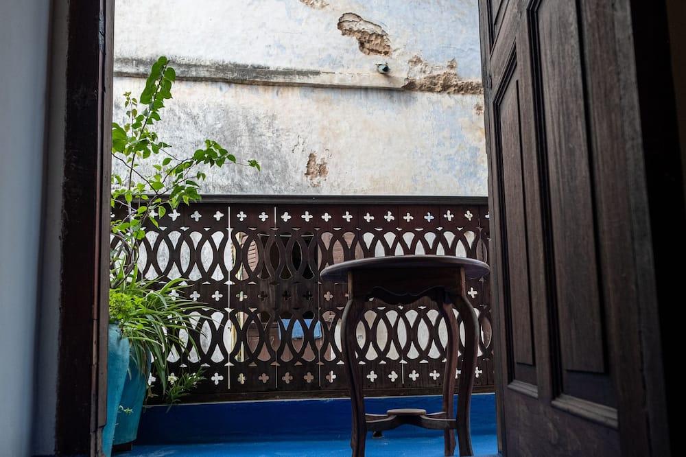 Suite – romantic, 1 kingsize-seng, balkong - Gjesterom