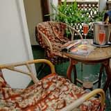 Suite – romantic, 1 kingsize-seng, balkong - Balkong
