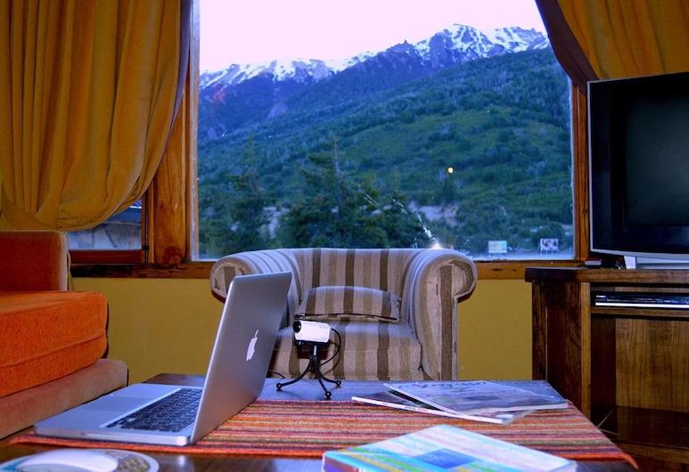 ポサダズ オーレリオ, San Carlos de Bariloche, Departamento 4, リビング エリア