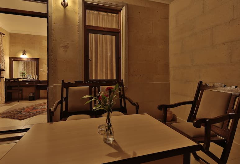 Royal Stone Houses - Goreme, Nevsehir, Double Stone Room with Private Balcony, Balcony
