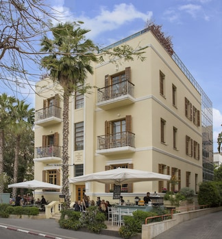 特拉維夫特拉維夫最優羅斯柴爾德酒店的圖片