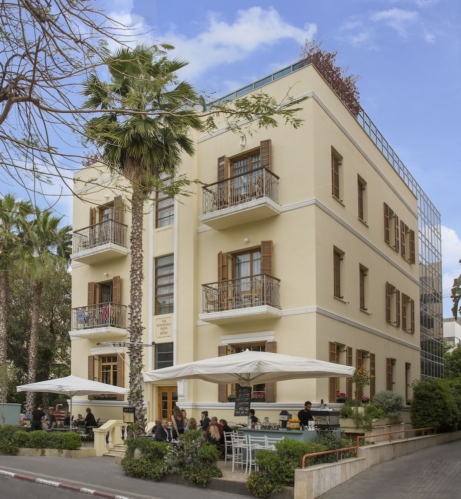 The Rothschild Hotel Tel Aviv's Finest, Tel Aviv