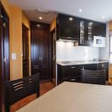 Classic-lejlighed - 1 soveværelse - Opholdsområde