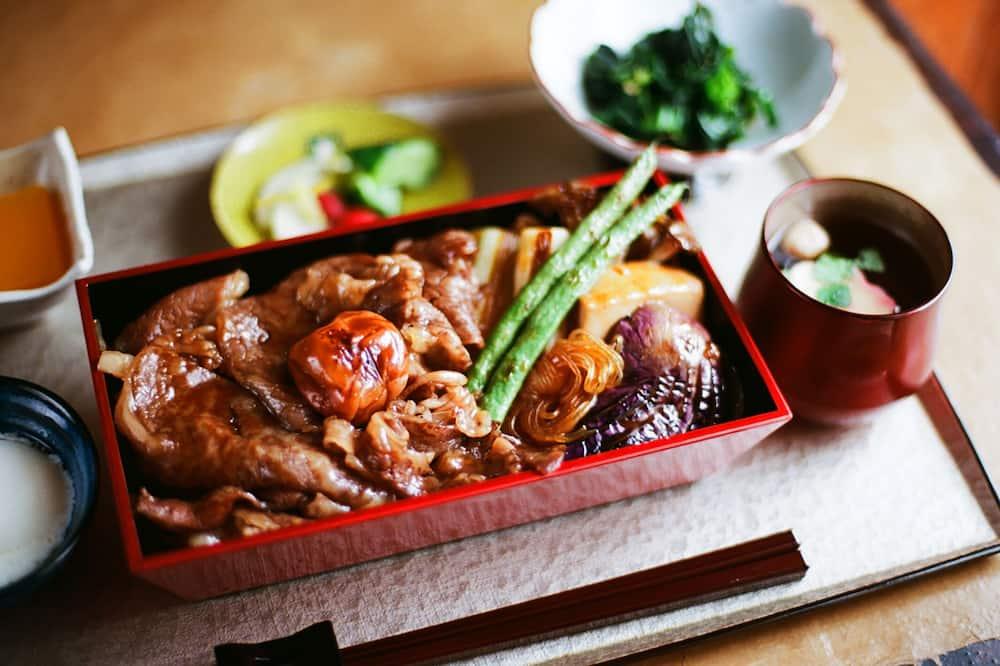 Japanese Style Room 3 - Ryokan dining
