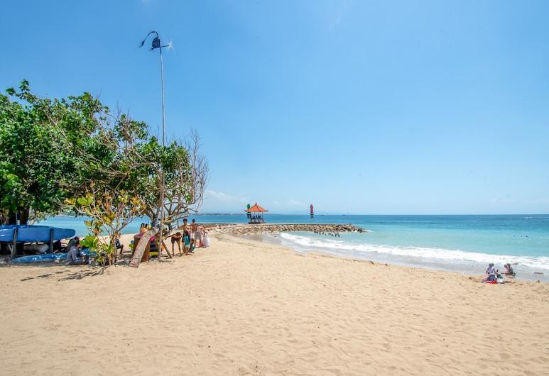 New Ananda Beach Hotel, Denpasar, Bãi biển