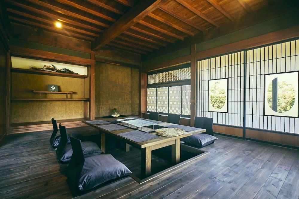 Casa tradicional, para no fumadores (Japanese Style Private Vacation Home) - Sala de estar