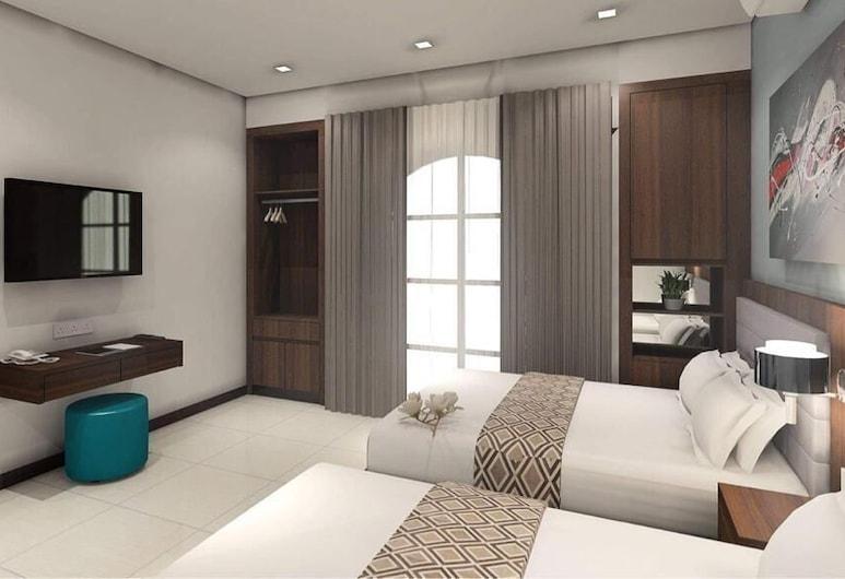 Beryll Boutique Hotel Cyberjaya, Cyberjaya, Superior Triple Room, Guest Room