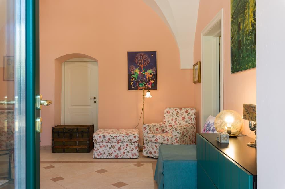 Apartment, 1 Schlafzimmer (Casa dei Gelsomini) - Wohnbereich