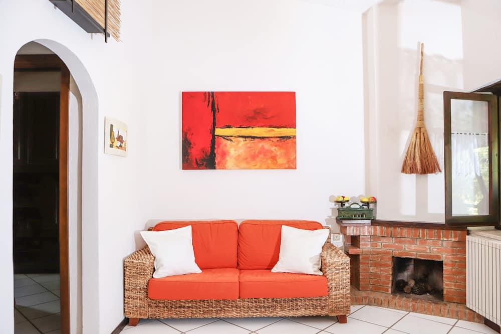 Villa, 4Schlafzimmer (villetta) - Wohnbereich