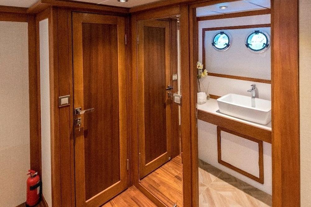 Luxusný karavan - Obývacie priestory