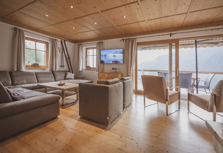 Chalet Bella Vista XL, Wald im Pinzgau, Phòng khách