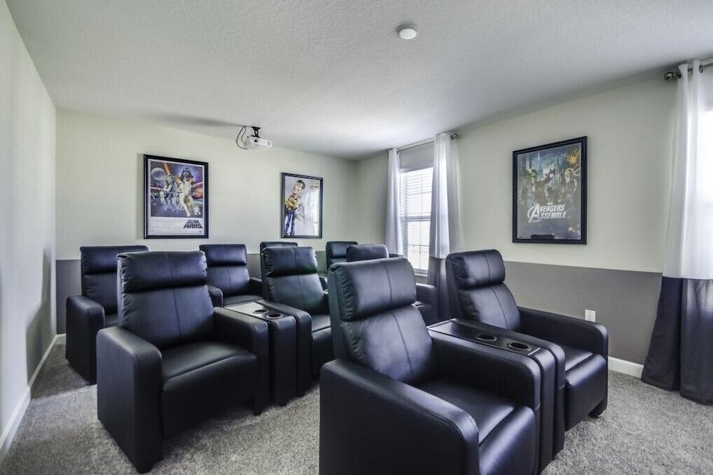 Amazing House! - Champions Gate - 1567ol 8 Bedroom Villa